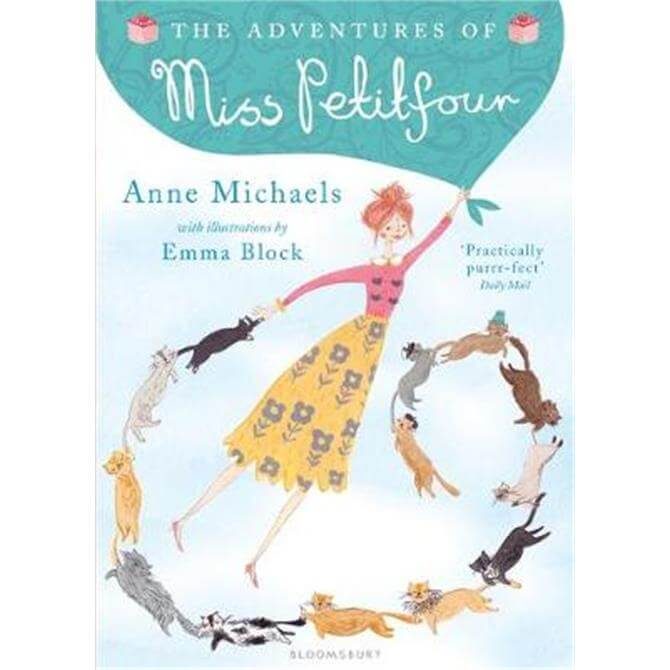 The Adventures of Miss Petitfour (Paperback) - Anne Michaels