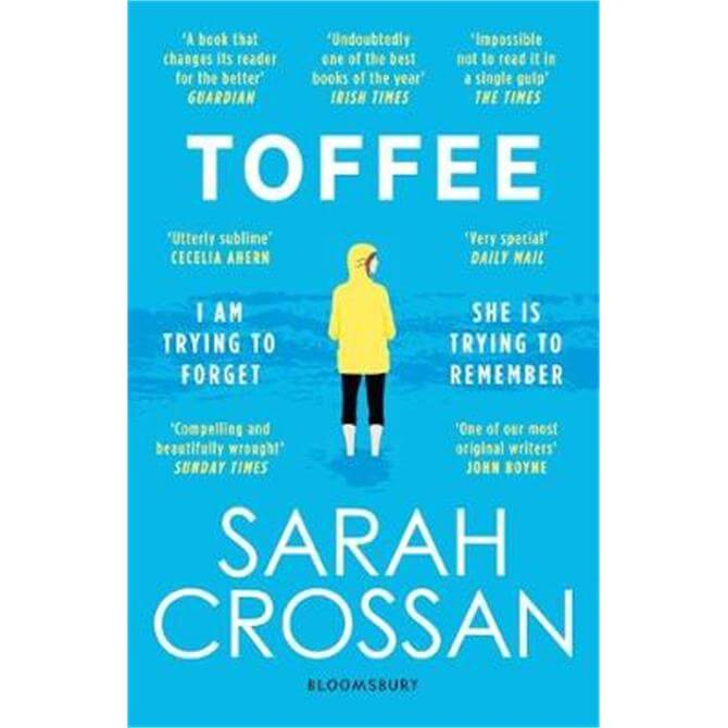 Toffee (Paperback) - Sarah Crossan