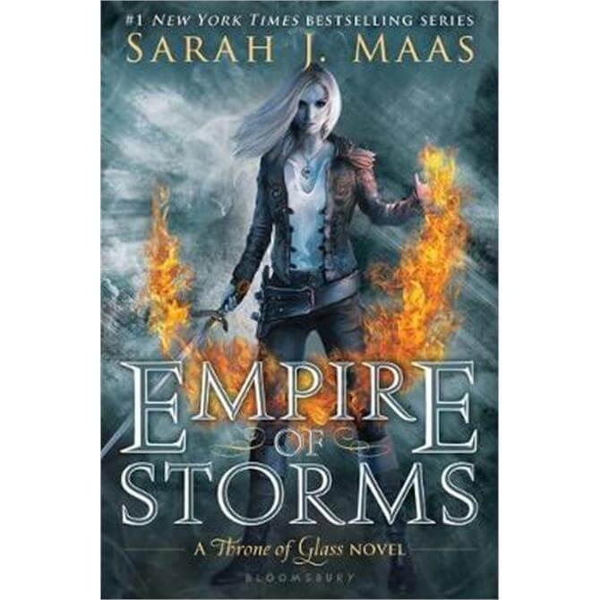 Empire of Storms (Paperback) - Sarah J. Maas
