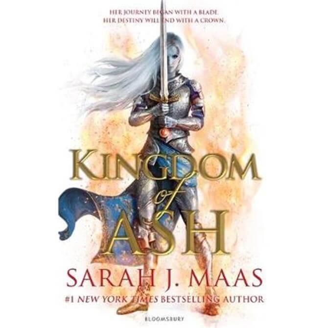 Kingdom of Ash (Paperback) - Sarah J. Maas