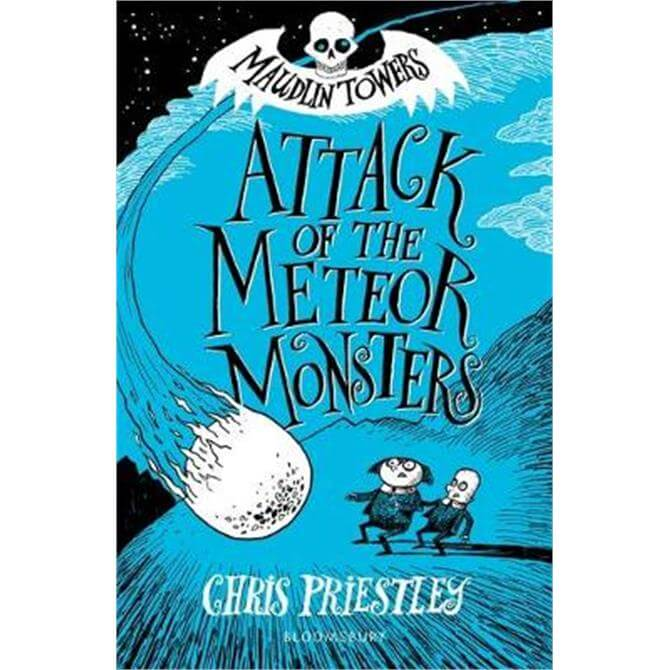 Attack of the Meteor Monsters (Paperback) - Chris Priestley