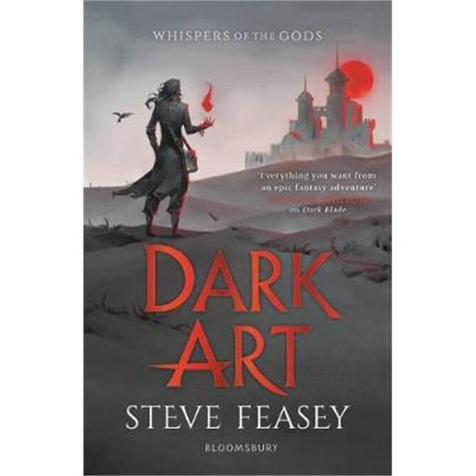 Dark Art (Paperback) - Steve Feasey