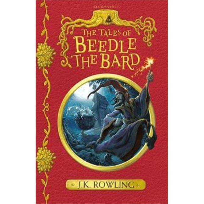 The Tales of Beedle the Bard (Paperback) - J.K. Rowling