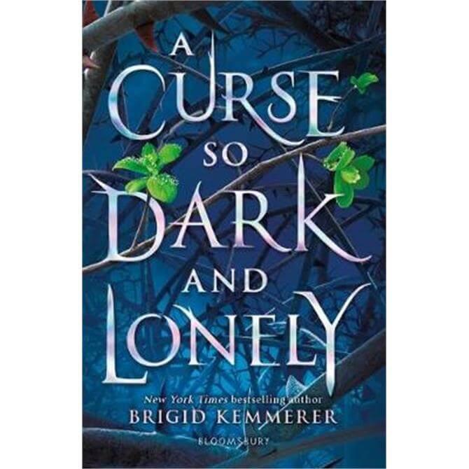 A Curse So Dark and Lonely (Paperback) - Brigid Kemmerer