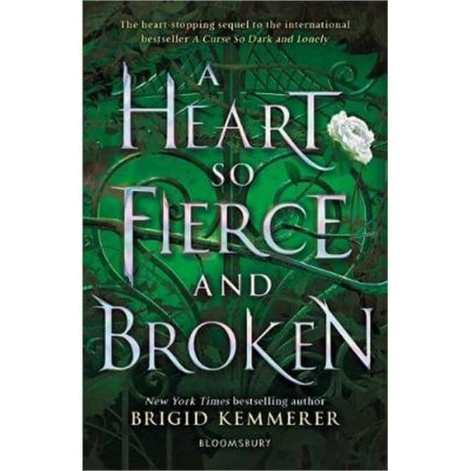 A Heart So Fierce and Broken (Paperback) - Brigid Kemmerer