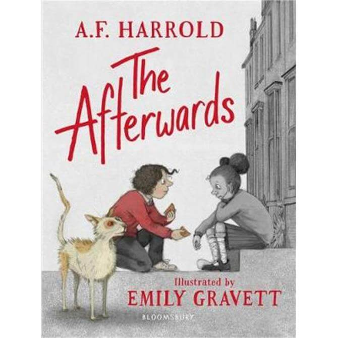 The Afterwards (Paperback) - A.F. Harrold