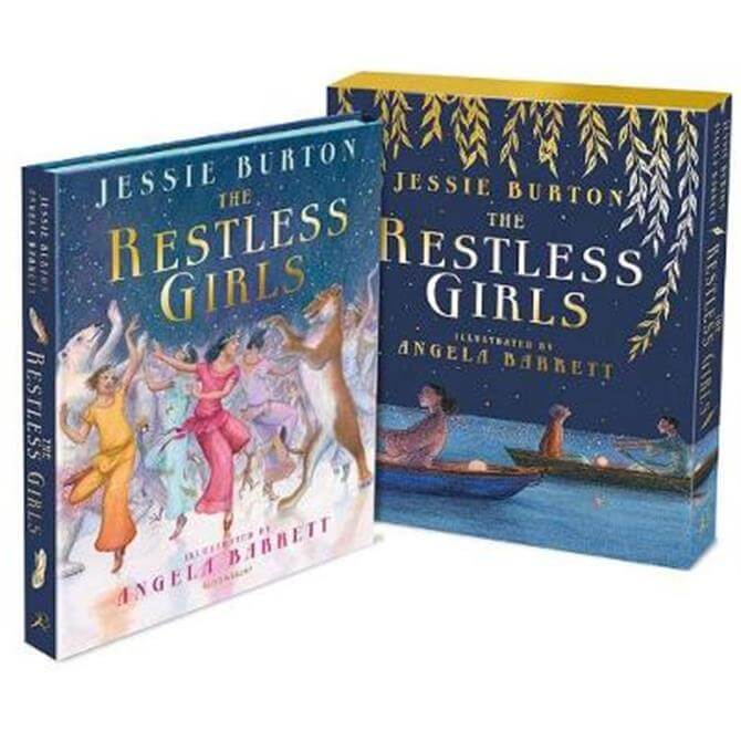 The Restless Girls (Hardback) - Jessie Burton