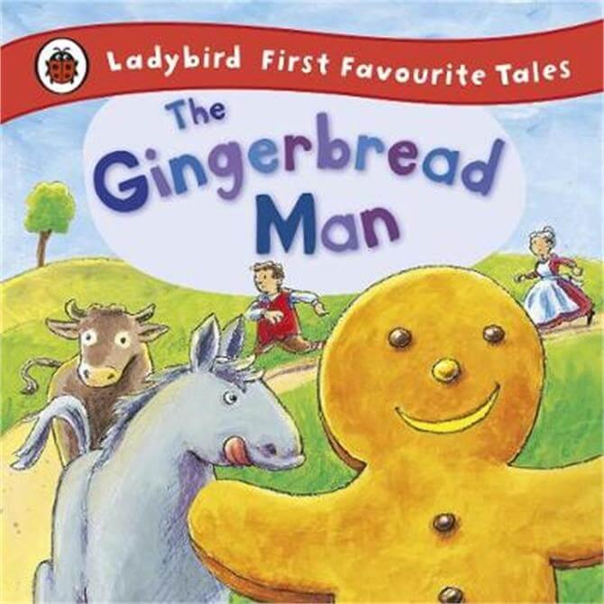 The Gingerbread Man (Hardback) - Alan MacDonald