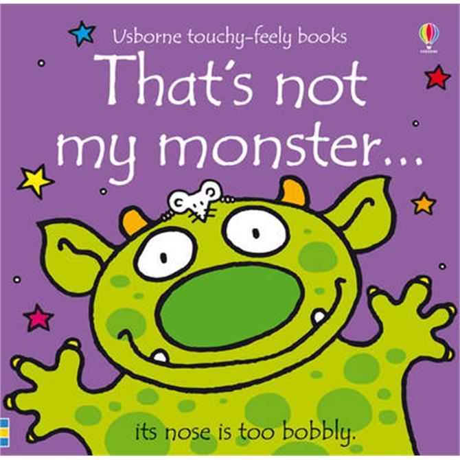 That's Not My Monster - Fiona Watt