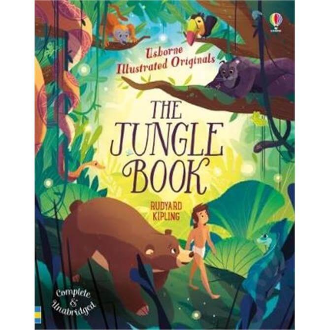 The Jungle Book (Hardback) - Rudyard Kipling