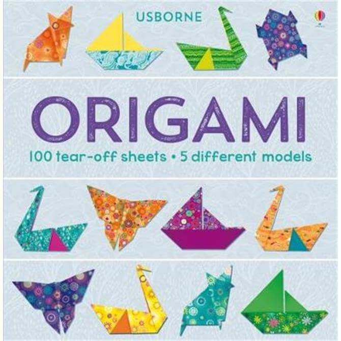 Origami (Paperback) - Lucy Bowman