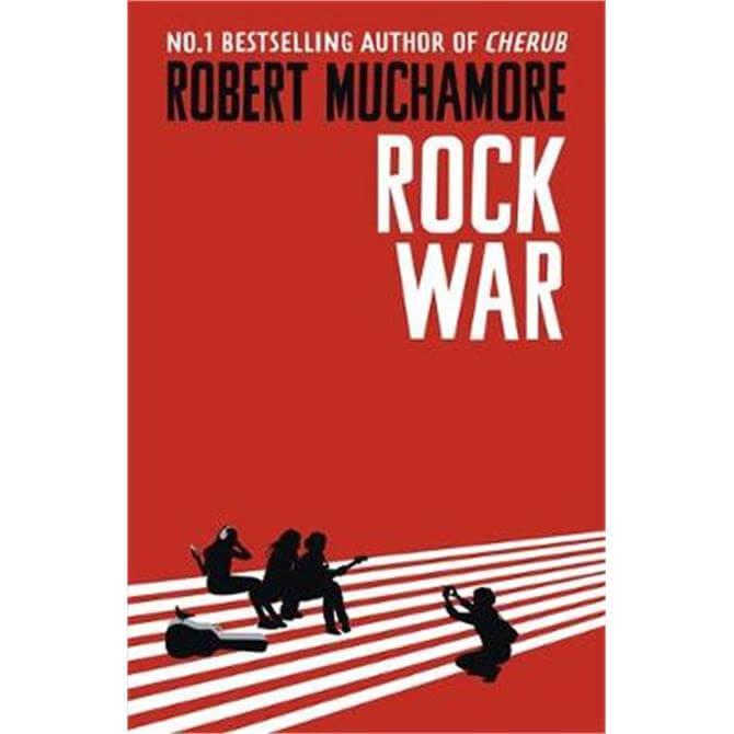 Rock War (Paperback) - Robert Muchamore