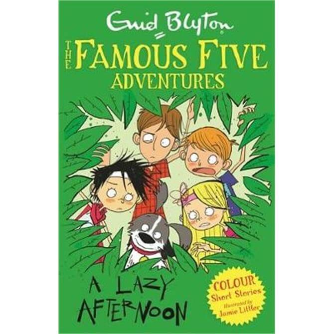 Famous Five Colour Short Stories (Paperback) - Enid Blyton