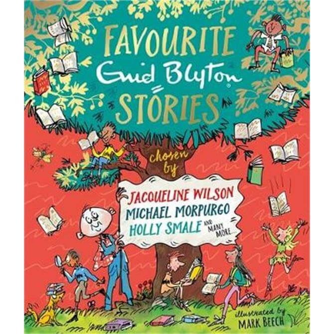Favourite Enid Blyton Stories (Hardback)