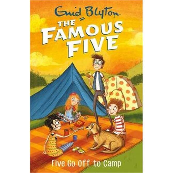 Famous Five (Paperback) - Enid Blyton