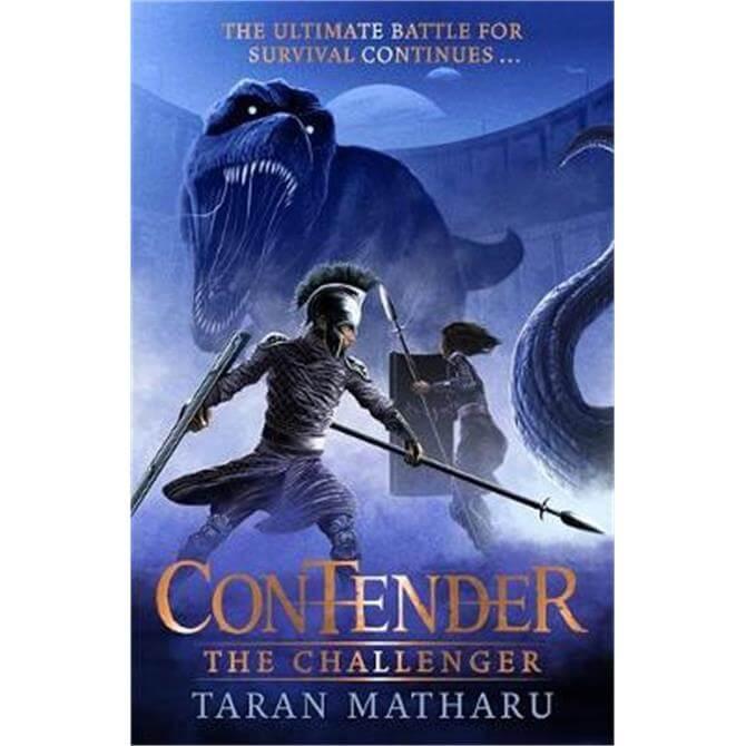Contender (Paperback) - Taran Matharu