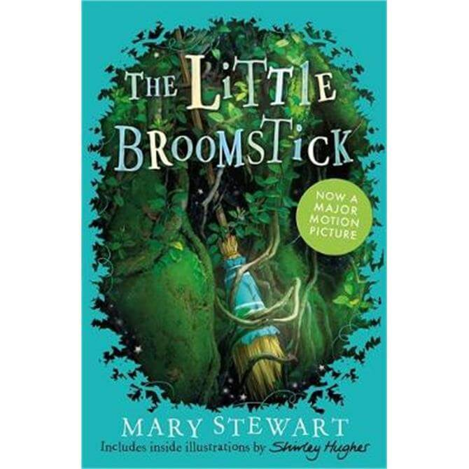 The Little Broomstick (Paperback) - Mary Stewart