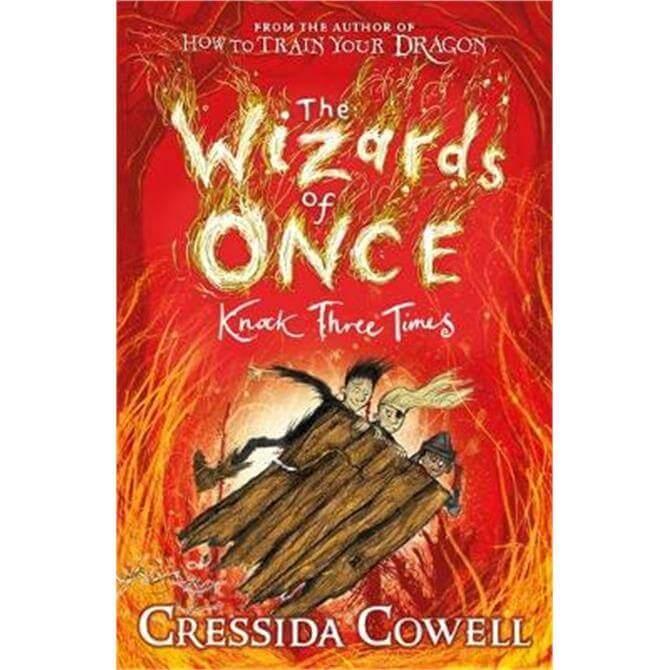 The Wizards of Once (Paperback) - Cressida Cowell