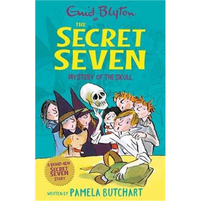 Secret Seven (Paperback) - Pamela Butchart