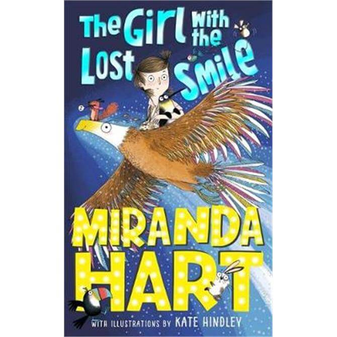 The Girl with the Lost Smile (Paperback) - Miranda Hart