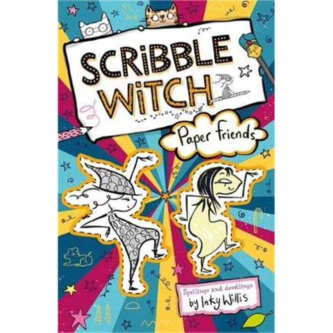 Scribble Witch (Paperback) - Inky Willis