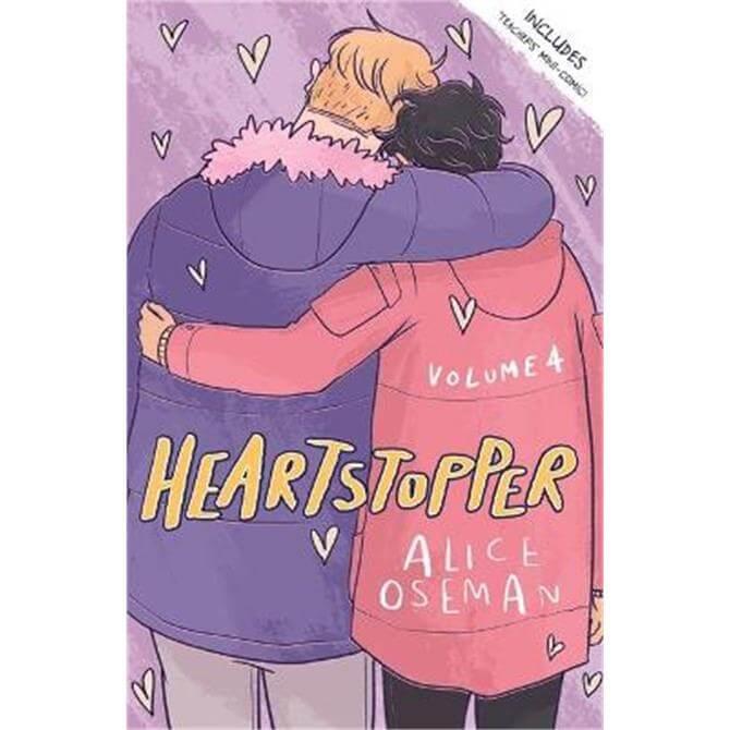 Heartstopper Volume Four (Paperback) - Alice Oseman