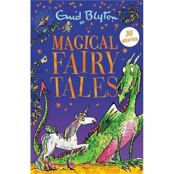 Magical Fairy Tales (Paperback) - Enid Blyton
