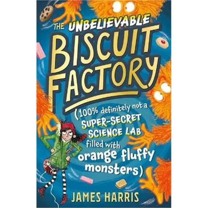 The Unbelievable Biscuit Factory (Paperback) - James Harris