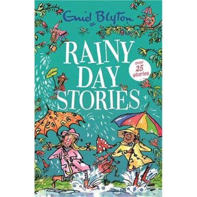 Rainy Day Stories (Paperback) - Enid Blyton