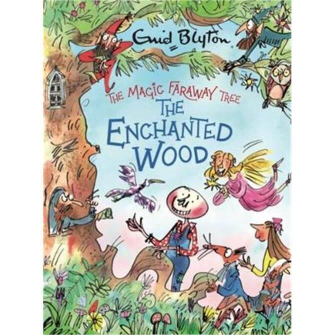The Magic Faraway Tree (Hardback) - Enid Blyton