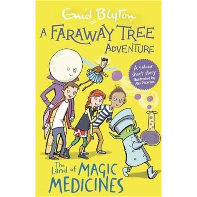 A Faraway Tree Adventure (Paperback) - Enid Blyton