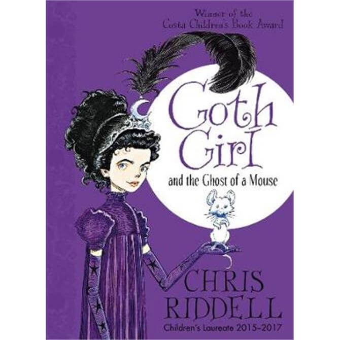 Goth Girl and the Ghost of a Mouse (Paperback) - Chris Riddell