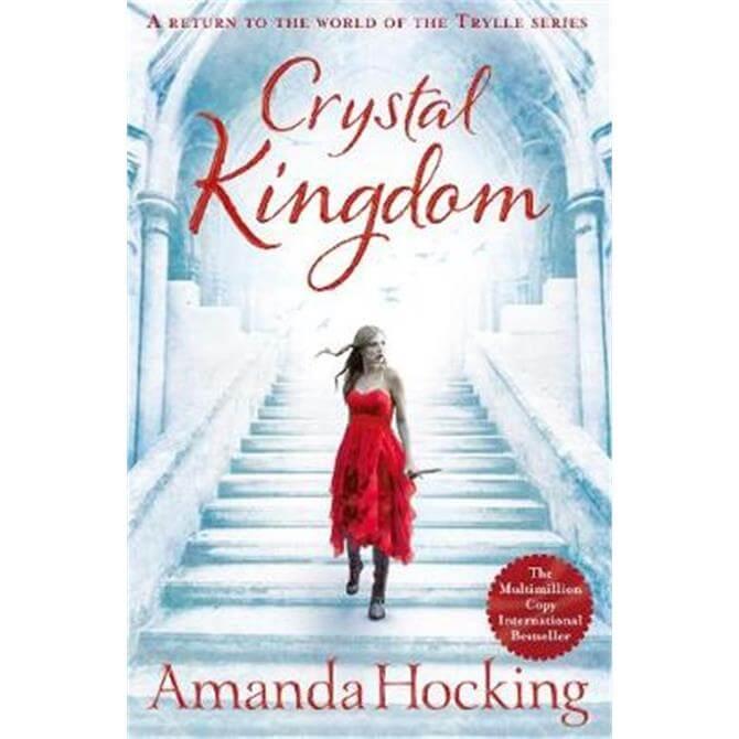 Crystal Kingdom (Paperback) - Amanda Hocking