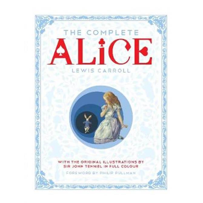 The Complete Alice (Hardback) - Lewis Carroll