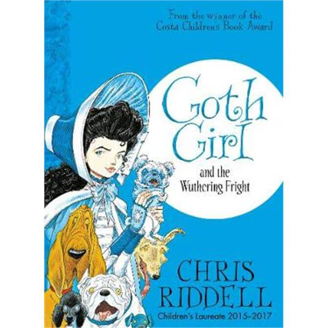 Goth Girl and the Wuthering Fright (Paperback) - Chris Riddell
