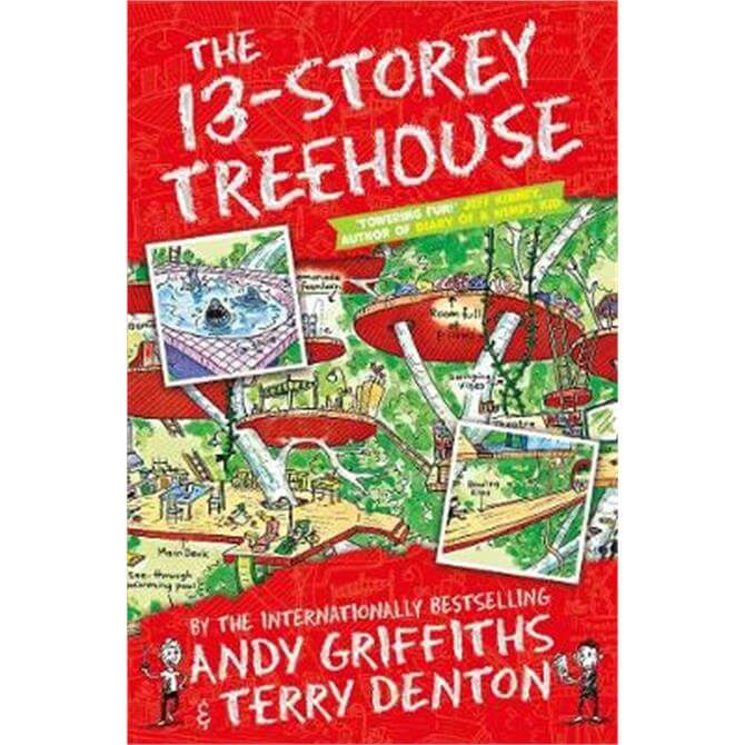 The 13-Storey Treehouse (Paperback) - Andy Griffiths