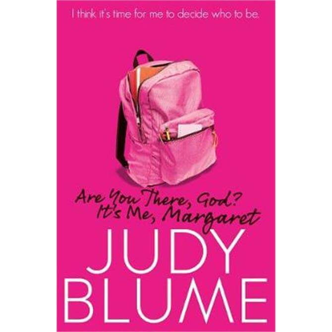 Are You There, God? It's Me, Margaret (Paperback) - Judy Blume