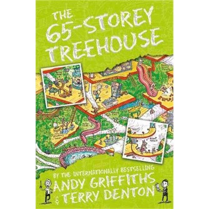 The 65-Storey Treehouse (Paperback) - Andy Griffiths