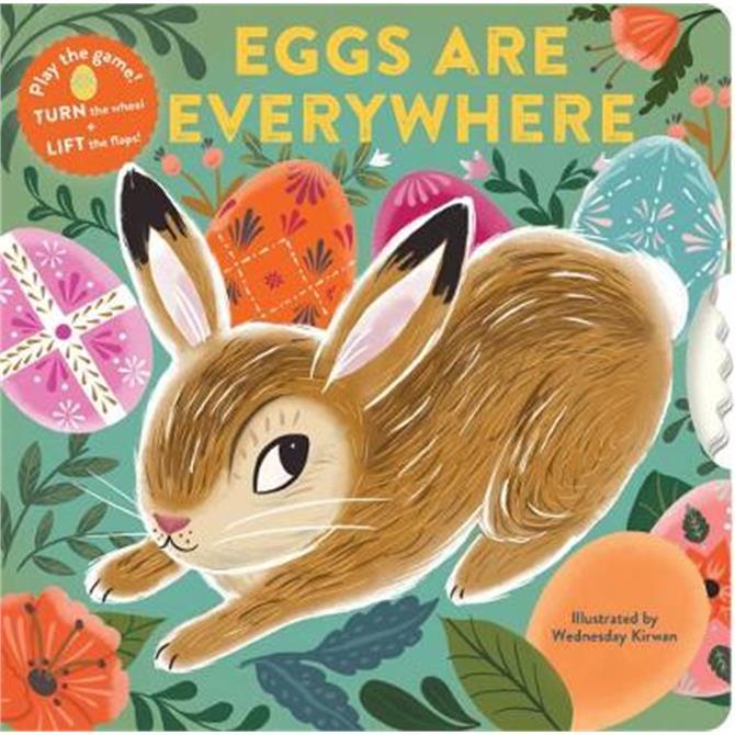 Eggs Are Everywhere - Chronicle Books