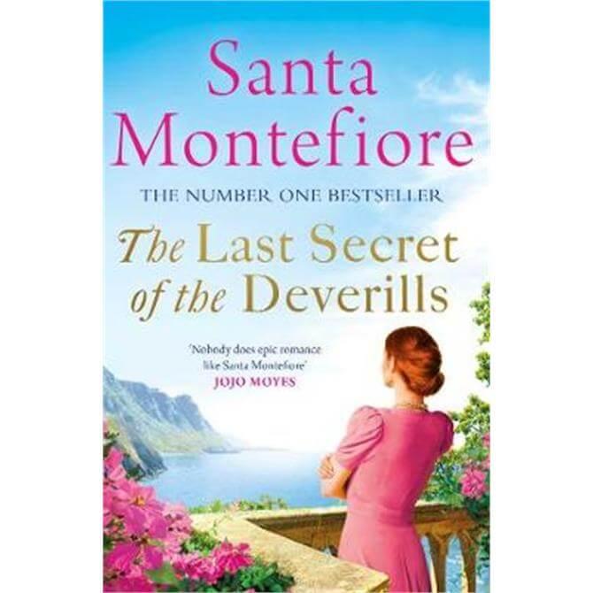 The Last Secret of the Deverills (Paperback) - Santa Montefiore