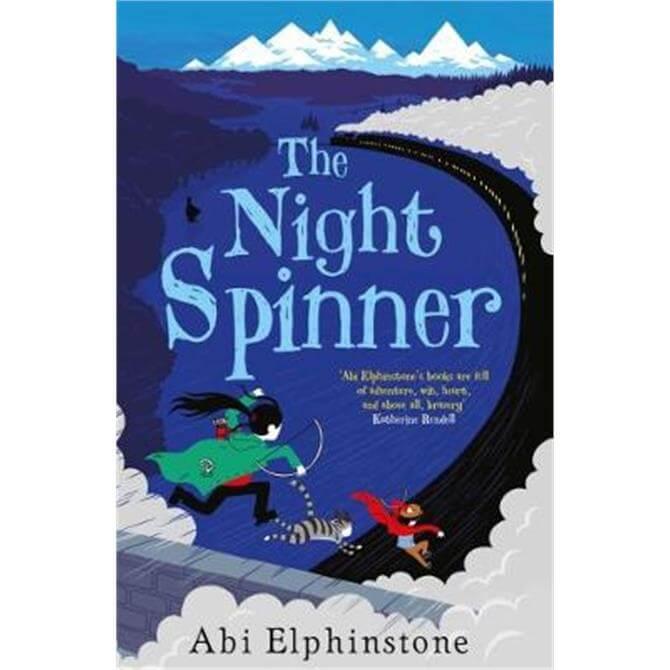 The Night Spinner (Paperback) - Abi Elphinstone