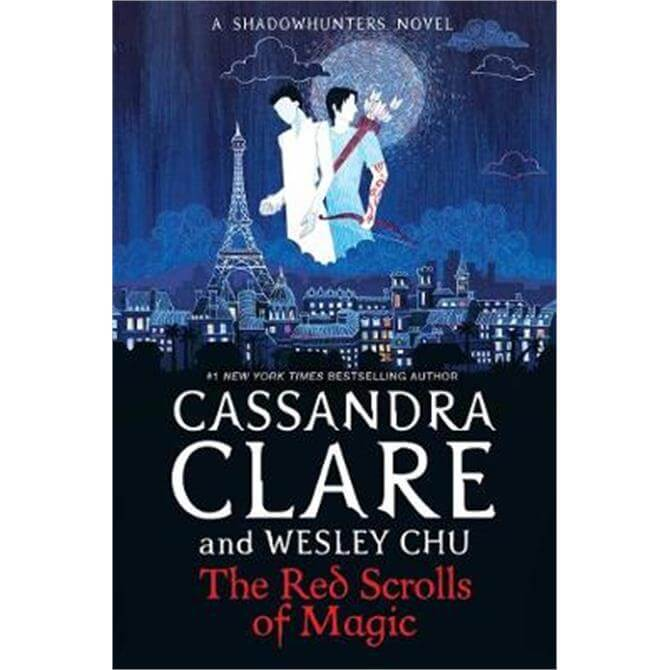 The Red Scrolls of Magic (Paperback) - Cassandra Clare