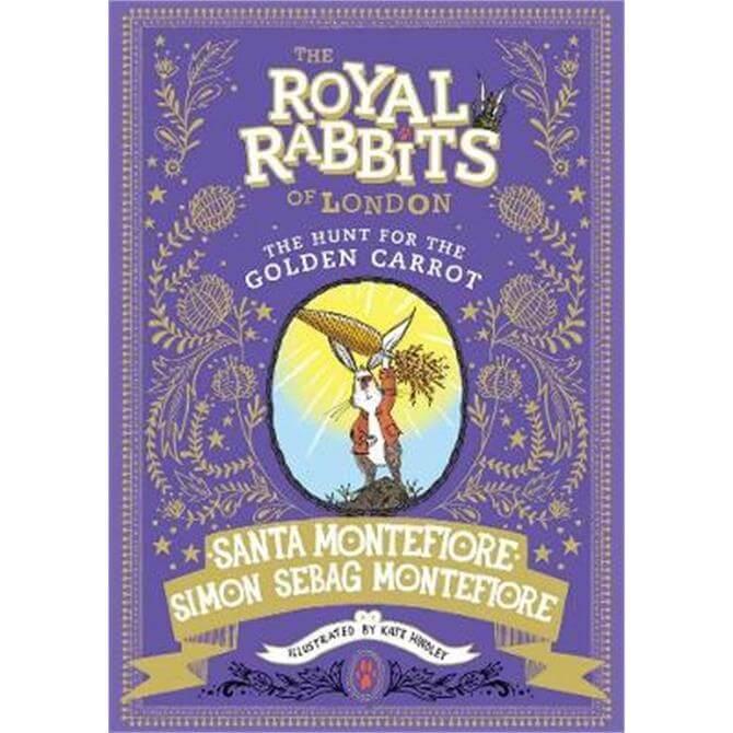 Royal Rabbits of London (Hardback) - Santa Montefiore