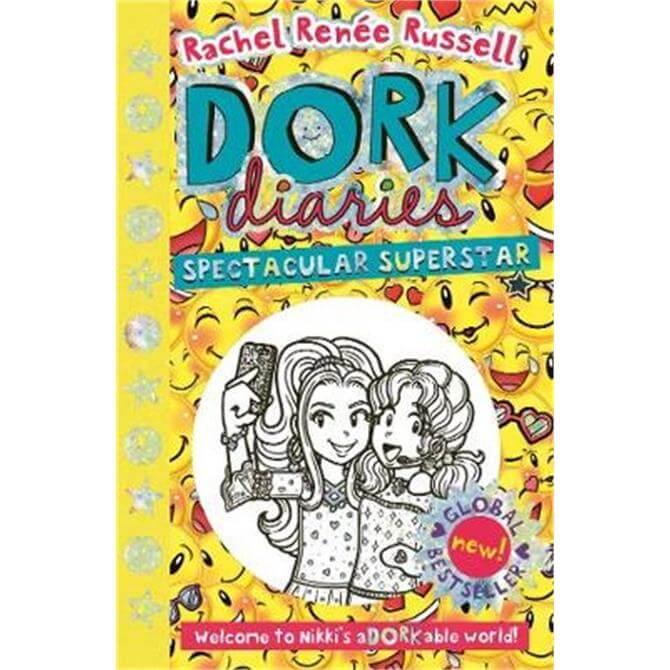 Dork Diaries (Paperback) - Rachel Renee Russell