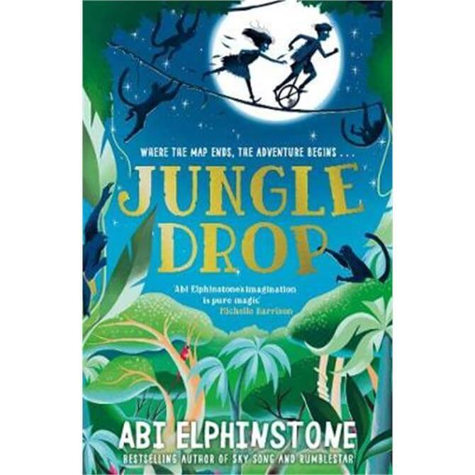 Jungledrop (Paperback) - Abi Elphinstone