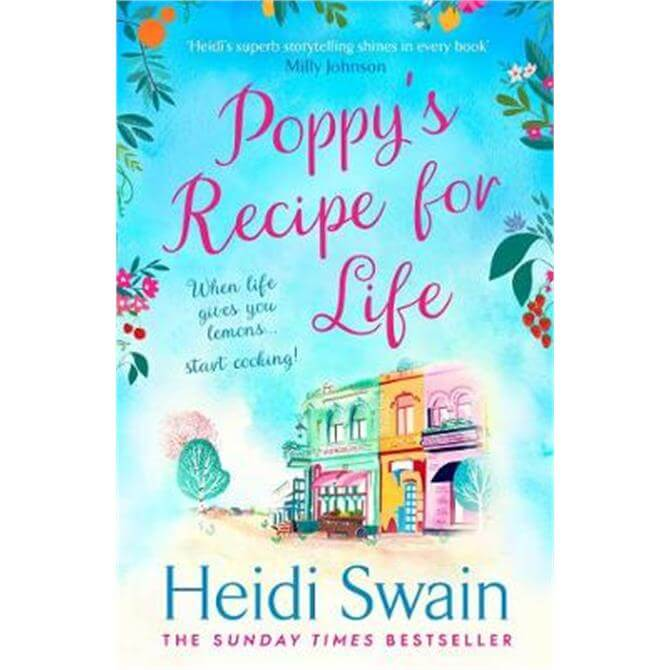 Poppy's Recipe for Life (Paperback) - Heidi Swain