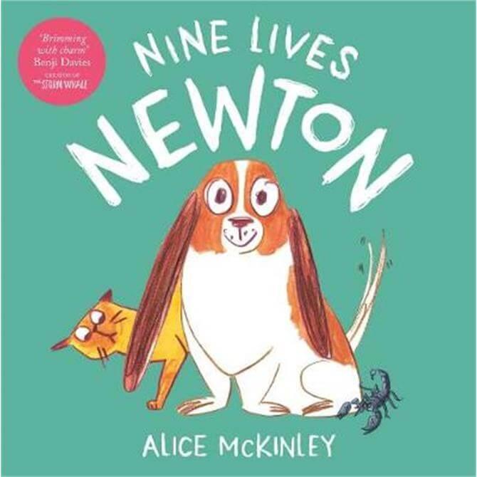 Nine Lives Newton (Paperback) - Alice McKinley