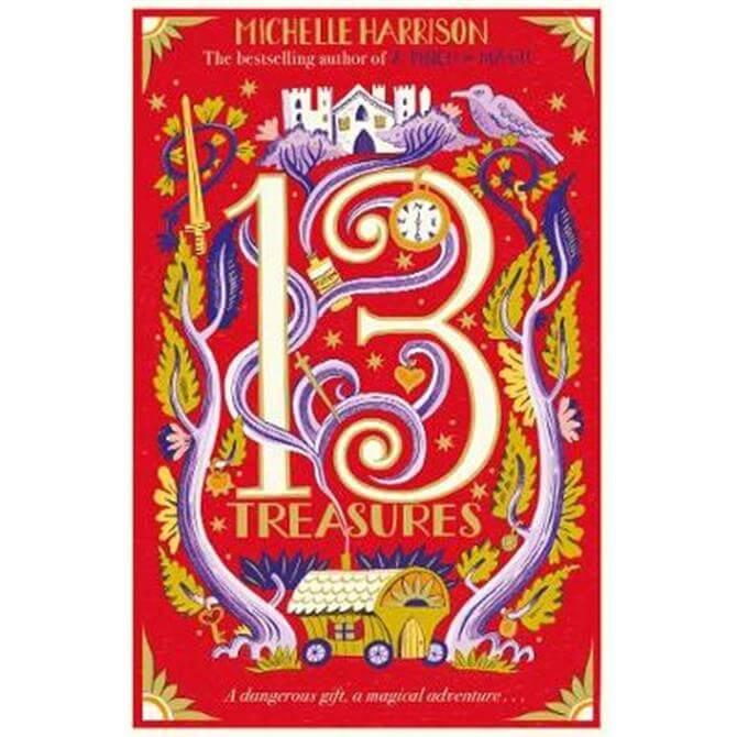 The Thirteen Treasures (Paperback) - Michelle Harrison