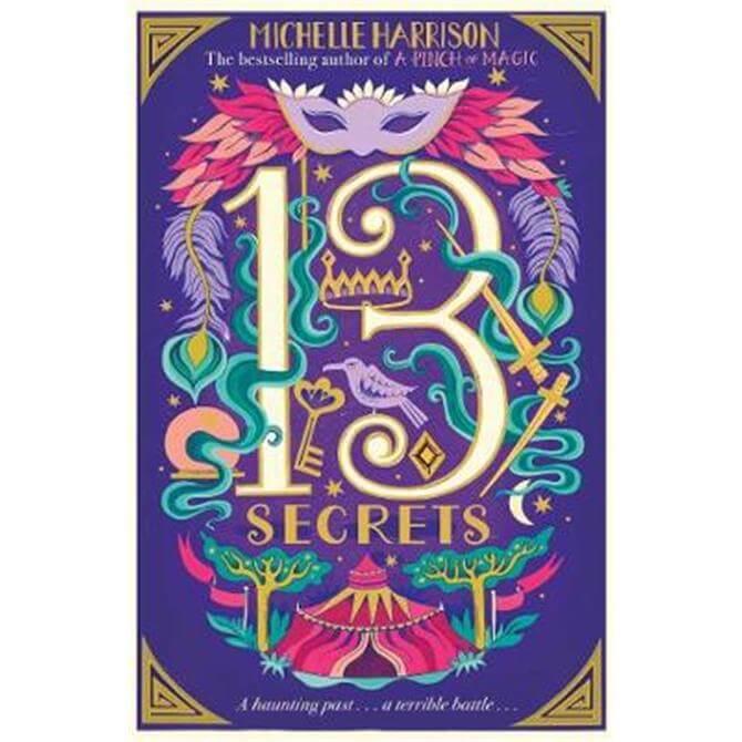 The Thirteen Secrets (Paperback) - Michelle Harrison
