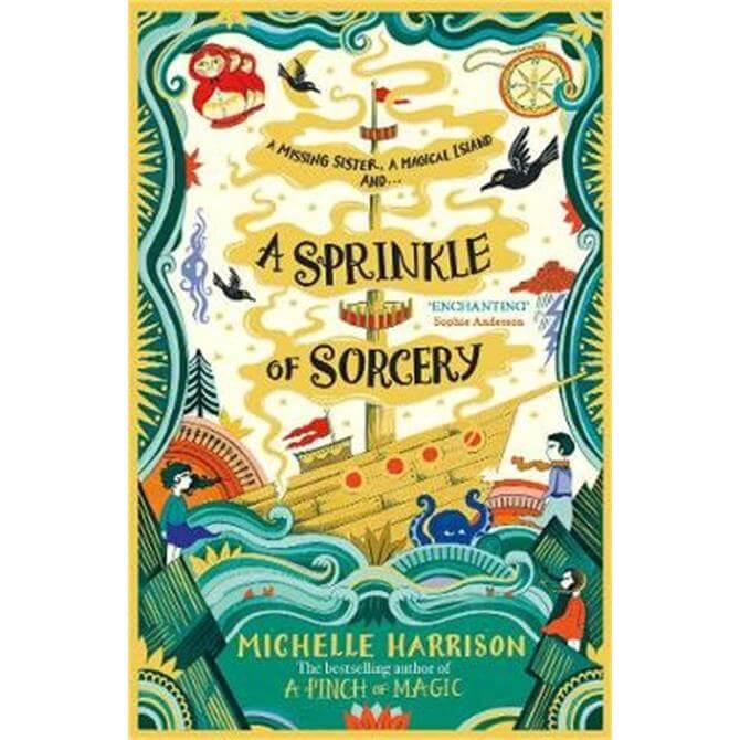 A Sprinkle of Sorcery (Paperback) - Michelle Harrison